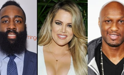 Khloe Kardashian: Did She Just Choose James Harden Over Lamar Odom?!
