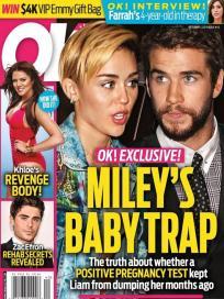 Miley Cyrus Pregnant?