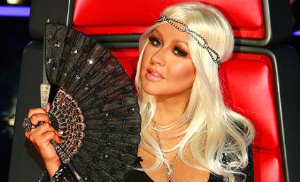 Christina Aguilera: Returning For The Voice Season 5!
