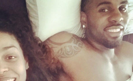 Jordin Sparks and Jason Derulo Share Steamy Bedroom Selfie: Look Who's Smiling!