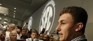 "Johnny Manziel Admits Mistakes, Says ""It's Time to Grow Up"""