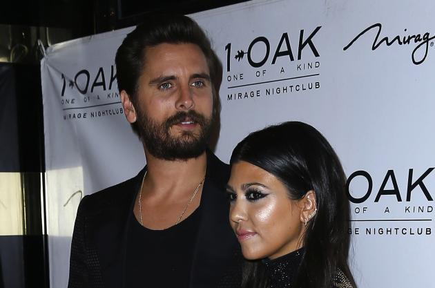 Kourtney and Scott Split?