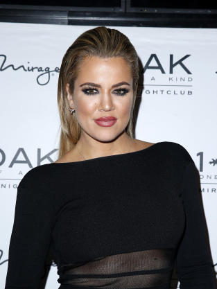 Khloe Kardashian Red Carpet Pic