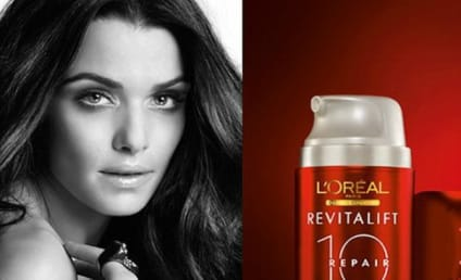 Rachel Weisz L'Oreal Ad: Banned in the UK!