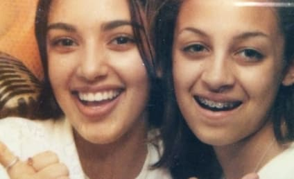 Throwback Thursday: Kim Kardashian and Nicole Richie as Teens!