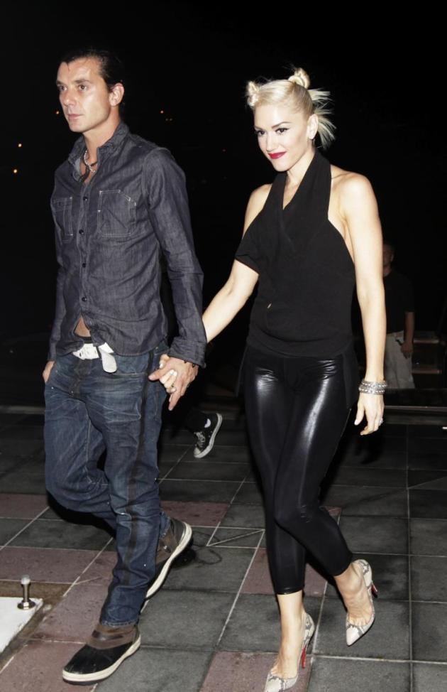 Gwen and Gavin
