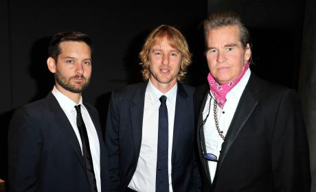 from Jose owen wilson gay rumor