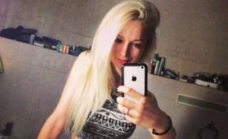 Valeria Lukyanova: No Makeup!