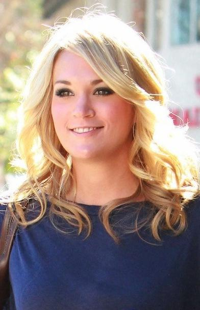 Carrie Underwood Hair Pic