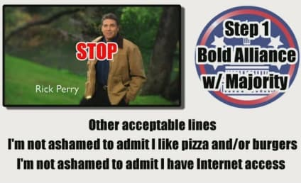 How to Make a Campaign Ad, By Rick Perry