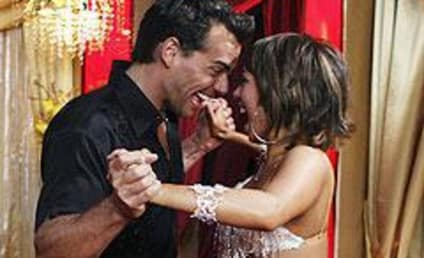 Cristian de la Fuente Takes Over First Place on Dancing with the Stars