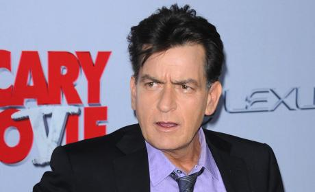 "Charlie Sheen: ""Suck Me More Men"" Twitter Rant Baffles Fans"