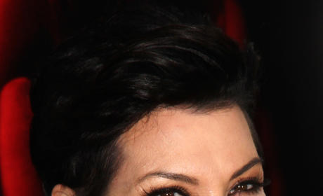 Crazy Kris Jenner