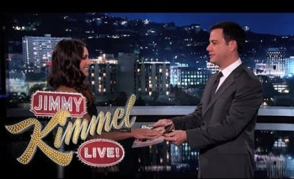 Andi Dorfman Grilled on Jimmy Kimmel Live: Is The Bachelorette Engaged?!