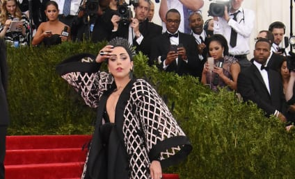 Lady Gaga: I'm Old, Not Pregnant!
