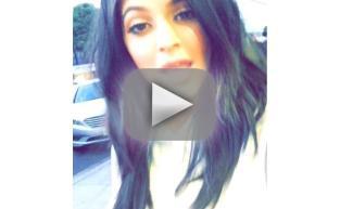 Kylie Jenner Sings