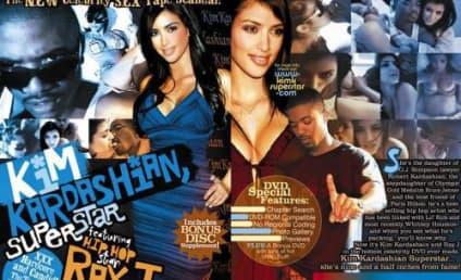 Website Makes Offer on Kim Kardashian Sex Tape