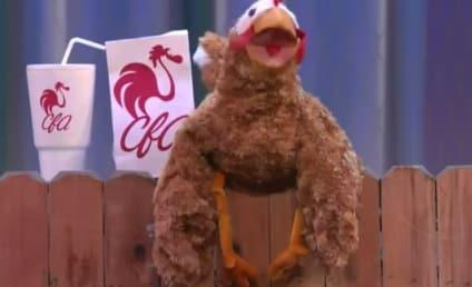 Conan O'Brien, Chaz the Intolerant Chicken Discuss Chick-fil-A Day