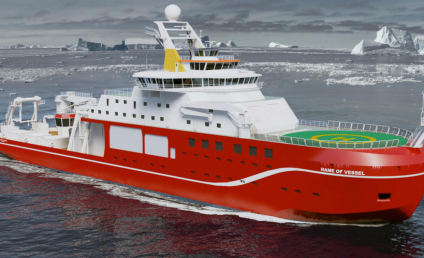 "Internet Names New Polar Research Vessel ""Boaty McBoatface"""
