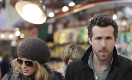 Ryan Reynolds and Blake Lively: Married Legally!