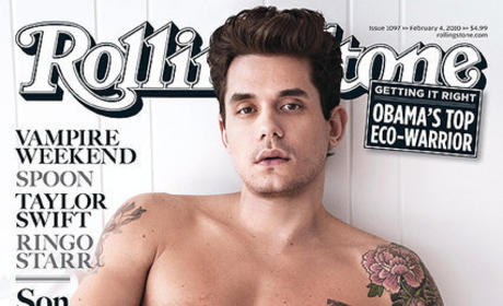 High Five! Minka Kelly, John Mayer Break Up!