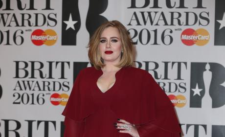 Adele: 2016 BRIT Awards