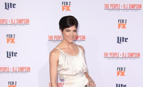 Selma Blair: 'American Crime Story - The People V. O.J. Simpson' Premiere