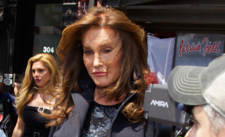 Caitlyn Jenner Out Shopping