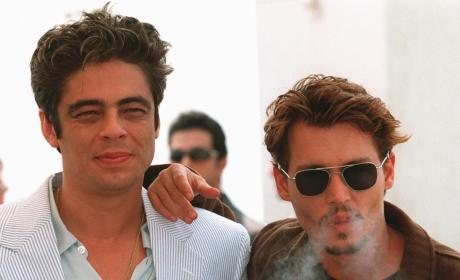Benicio Del Toro Defends Johnny Depp: Amber Heard is Really Twisted!