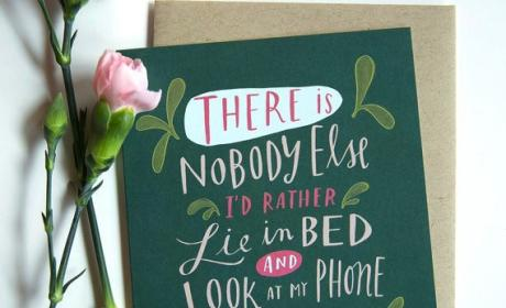 17 Valentine's Day Cards For the Modern Relationship: You Auto-Complete Me!