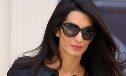 George Clooney Made Amal Alamuddin Quit Smoking, Start Being On Time