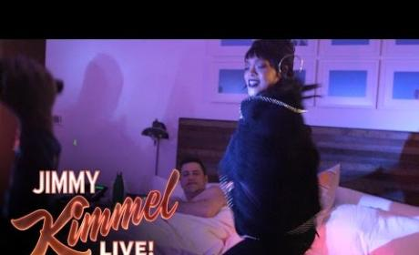 Rihanna Pulls Epic Prank on Jimmy Kimmel: Watch Now!