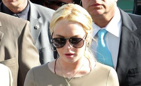 Lindsay Lohan Plea Deal: REJECTED By Train Wreck!