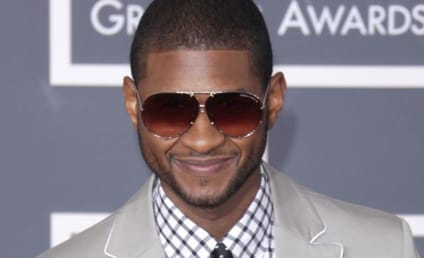 Grammy Awards Fashion Face-Off: Usher vs. The Situation