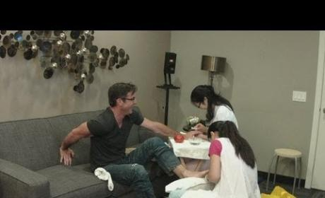 Ellen and Dennis Quaid Team Up on Prank, Nurse Pays the Price