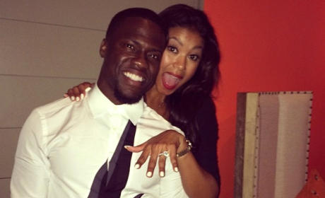 Kevin Hart: Engaged to Eniko Parrish!