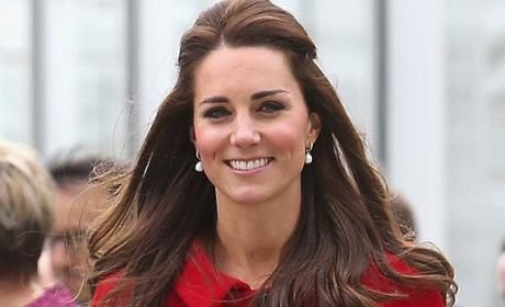 Kate Middleton Pregnant With #2?