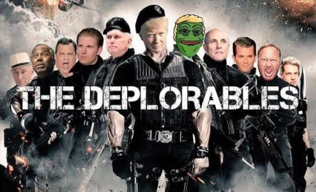 Donald Trump: The Deplorables
