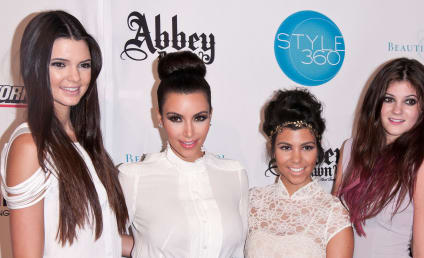 Kim Kardashian to Kylie Jenner: Happy Birthday!!!