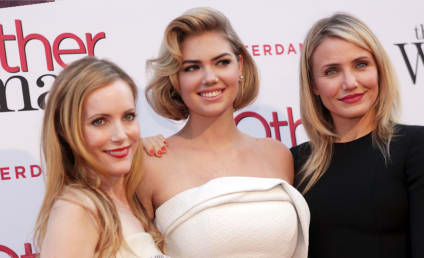 Cameron Diaz: I've Been With a Lady Before!