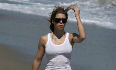 Glamorous Jessica Biel