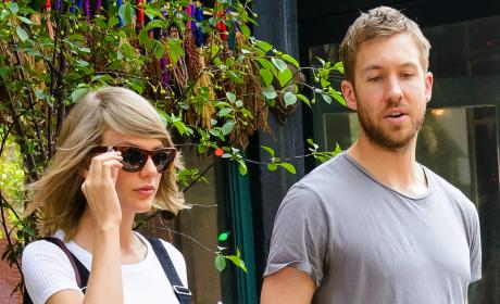 Taylor Swift: Actually a Virgin, Saving Herself For Calvin Harris?!