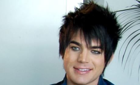 Kris Allen and Adam Lambert: Billboard Boys!