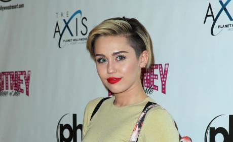 Miley Cyrus Purse Photo