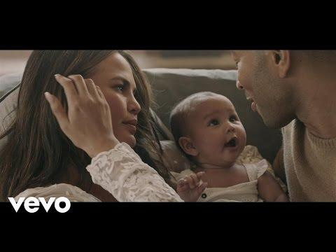 John Legend Releases Inspiring Music Video After Trump's Win - The Hollywood Gossip