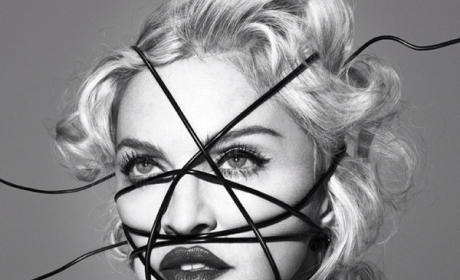 "Madonna Clarifies Meaning Behind Controversial ""Rebel Heart"" Photos"