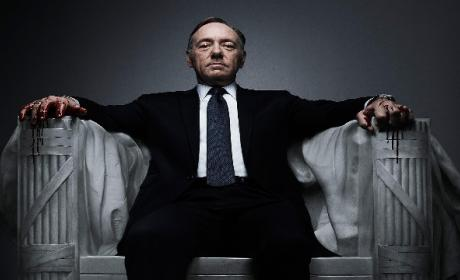 House of Cards Season 2: New Footage!