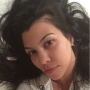 Kourtney Kardashian No Makeup Picture