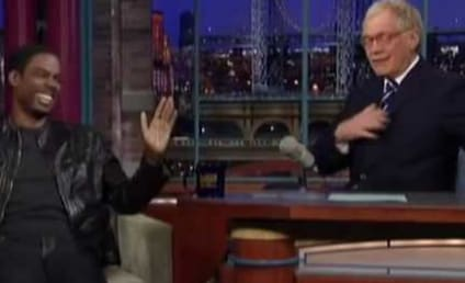 Chris Rock Mocks David Letterman Scandal