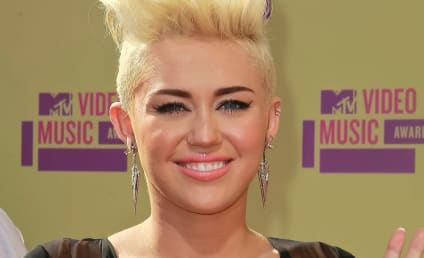 Scissors-Wielding Intruder Arrested at Home of Miley Cyrus